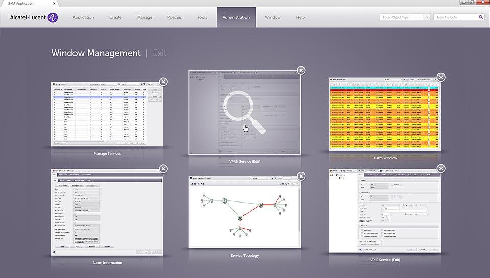 Alcatel-Lucent - David Le   Vancouver UI Designer
